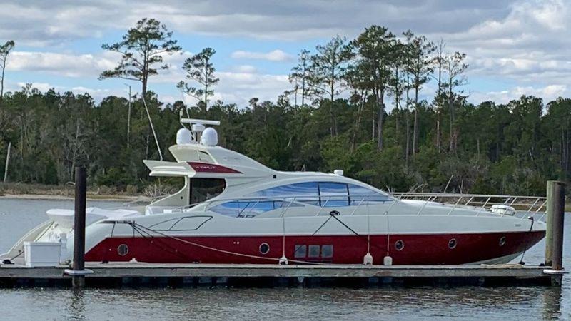 68' 2007 Azimut 68S