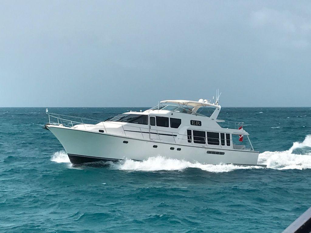 65' 2000 Pacific Mariner Motoryacht