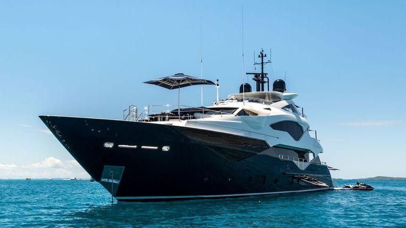 131' 2016 Sunseeker Yacht