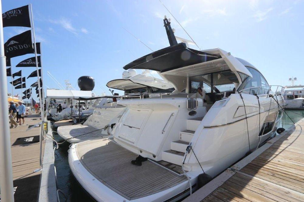 Miami Yacht Show 2020